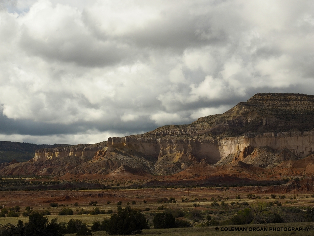 Ghost Ranch Cliff