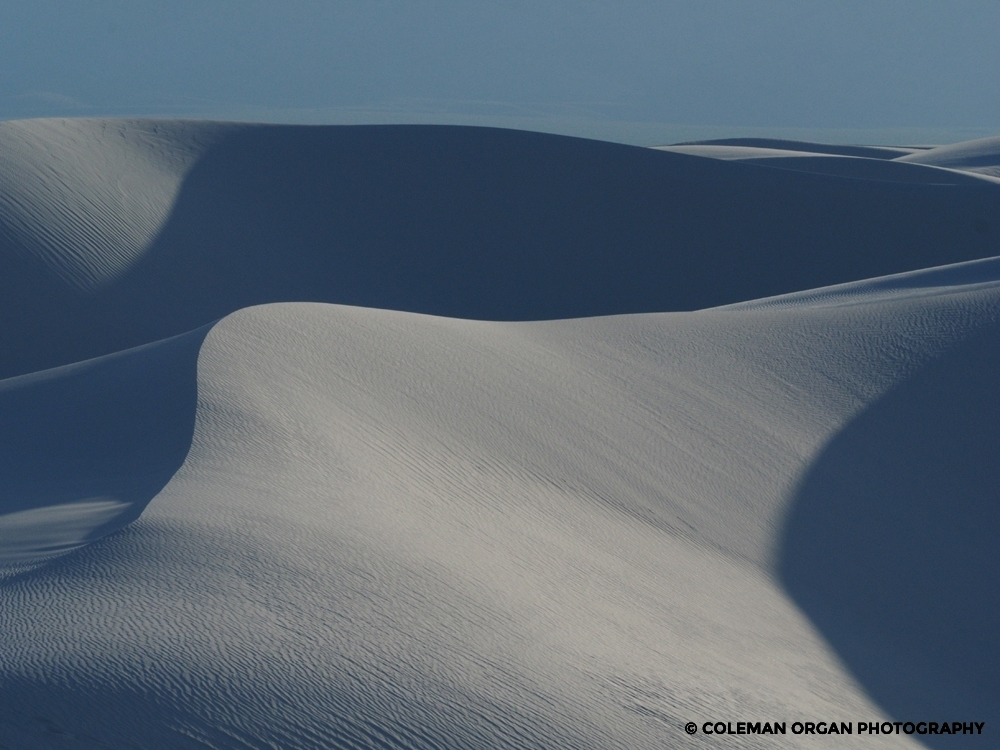 White Sands Dunes New Mexico
